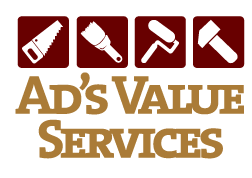 Ad's Value Services logo